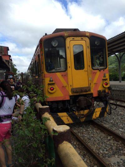 Travel Taiwan Train