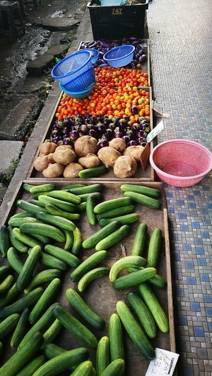 Variation Abundance Large Group Of Objects For Sale Food And Drink Food Choice Retail  Healthy Eating No People Indoors  Freshness Market Multi Colored Day Muslimtraveler Chemor Colourful Nature Purple