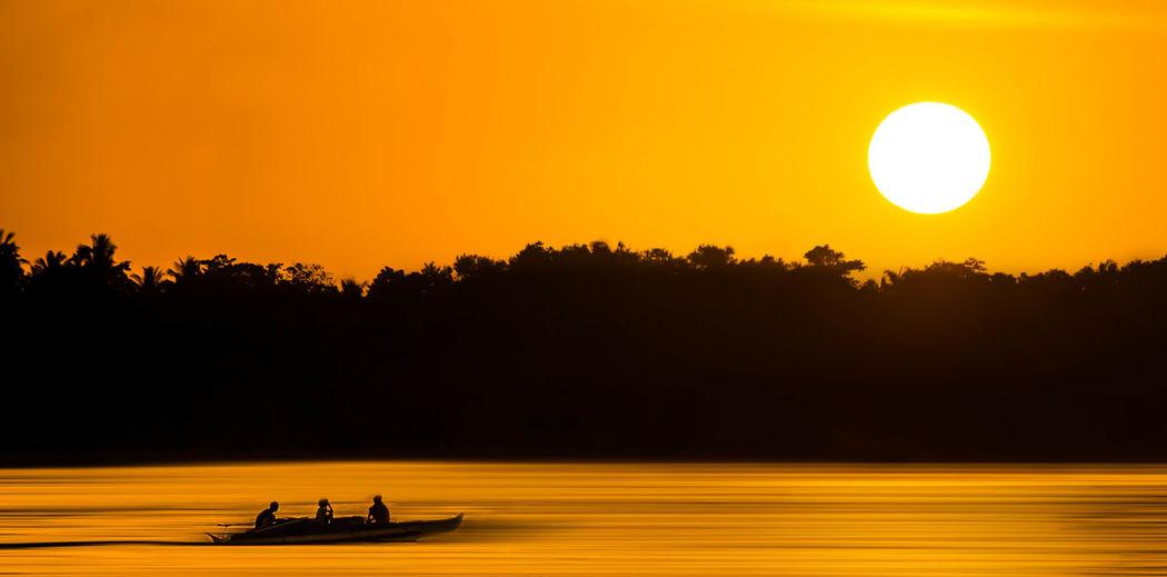 We Sail even when the Sun Goes Down Landscape Landscape_photography