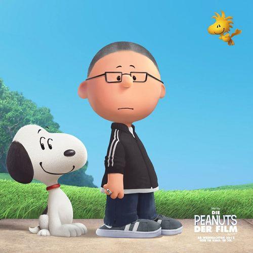 well, uhm, this is me peanuts style.... ☺ That's Me Peanuts Selfportrait Self Portrait Happy :) Cartoon 3D Peanutized