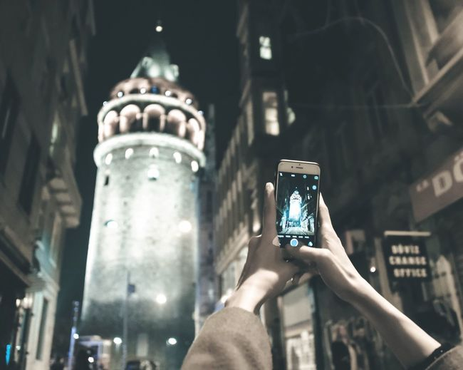 Cities At Night Istanbul Check This Out