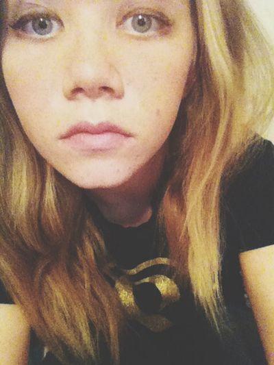 im so dramatic in my selfies Taking Photos