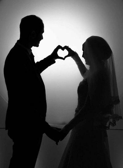 Two People Love Day Couple - Relationship