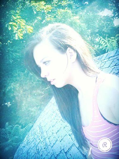 Beauty Blur Confidence  Headshot Long Hair Person Rooftop Sun Light Young Women