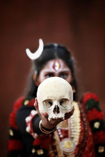 Halloween Human