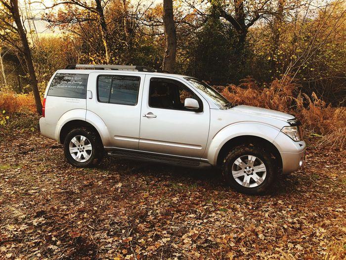 Nissan off-road Nissanpathfinder Leaves 4x4 Transportation Mode Of Transportation Motor Vehicle Car Land Vehicle Nature No People
