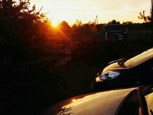 leave me alone! - just likes sun ok ? 😂😂 /🙋 Sun Cars Bright Poland Sunbright Sunset Pro