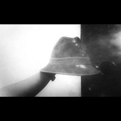 Laken Bnw Monochrome Retro Hat