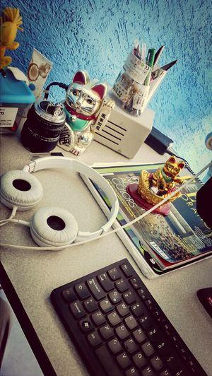 my work area :)