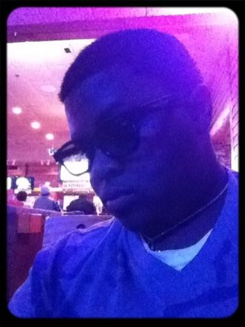 When I was at Dave and busters