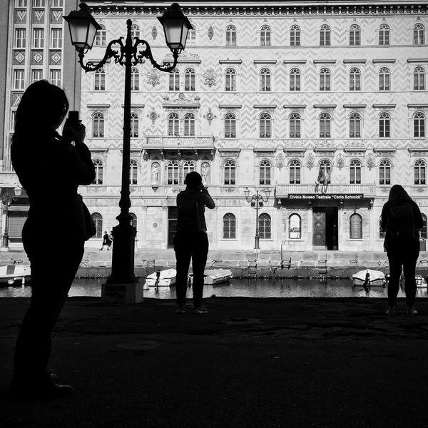 Canal Grande, Trieste Travel Photography NEM Architecture NEM Street NEM VSCO Submissions IPSSilhouette The Street Photographer - 2015 EyeEm Awards