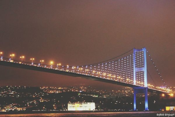 Istanbul City Nightphotography