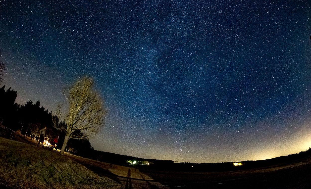 12mm  Astrophoto Big Sky Blue Sky Canon 6D Dalsland Fisheye Planets Samyang 12mm F2.8 Star Photography Stars Sweden Swedish Winter