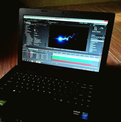 Intro Animation Making For AfterEffect Aftereffects Optical Flares Visual Effects Newbie ✌ Iseng☺