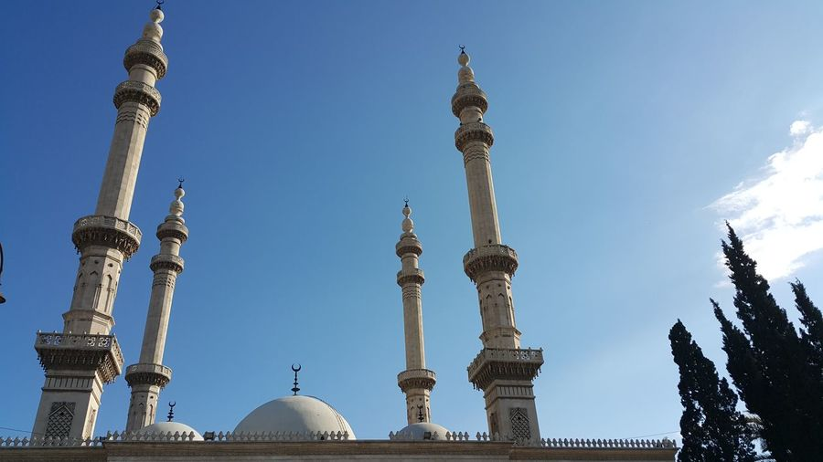 Aleppo wil be stay beautiful Travel City Sky Outdoors Mosque Aleppo_syria
