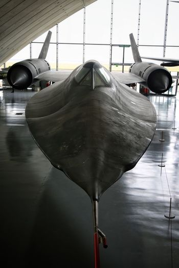 Duxford Imperial War Museum Aerial Aerospace Industry Air Vehicle Airplane Close-up Combat Plane# Concorde Concorde Plane Day Duxford Imperial War Museum F22 Raptor Indoors  Mig21 No People Plane Museum Planes Stealth Transportation Transportation