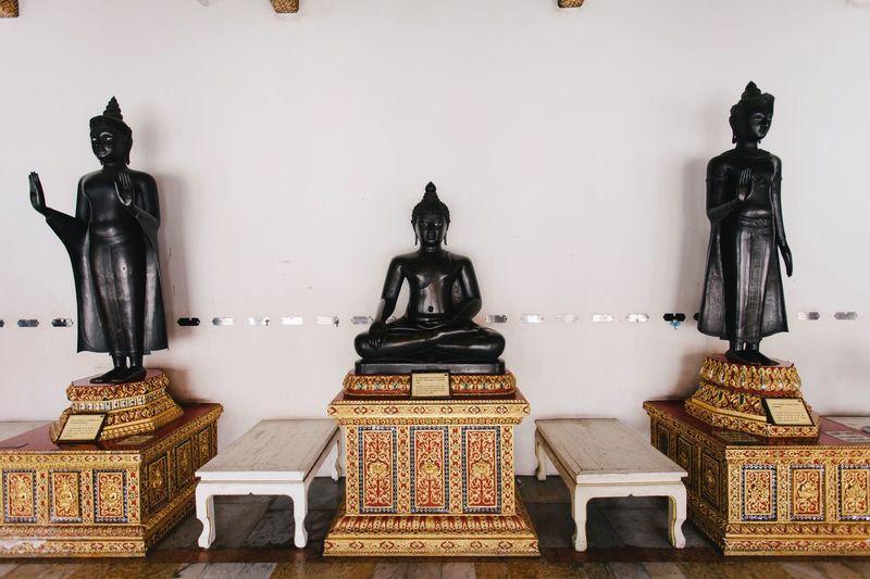 Bangkok Religion Buda Black Altars EyeEm Best Shots Vscocam