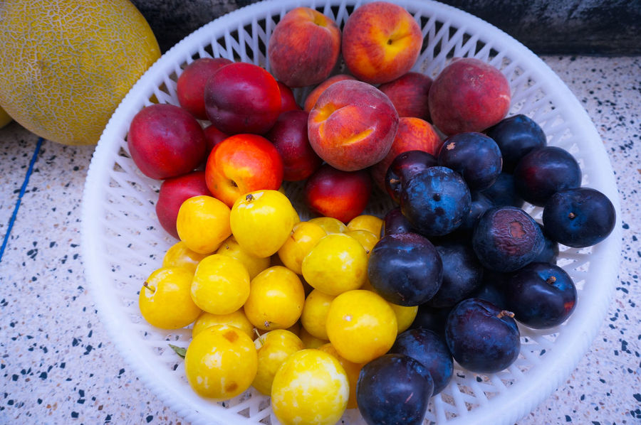 In the Mood for all this 😋 🍎🍑🍅🍇🍎🍐🍍🍋🍊 Fruit Fruits Freshness Healthy Eating Multi Colored Food And Drink Food Vegetable Red Yellow Colorful Variation Yum Yummy فاكهة فواكه MnM MnMl Mnmlsm Basket Minimalism Minimal Minimalistic Minimalmood