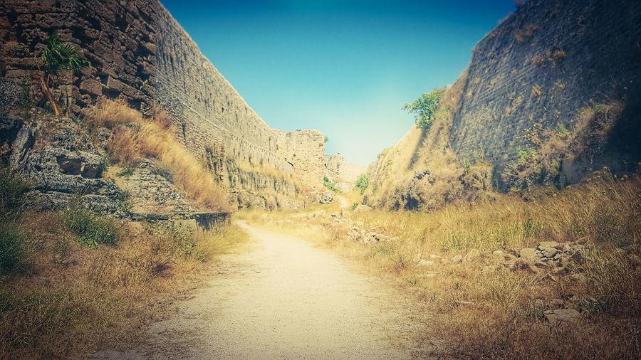 Walls of Rhodes