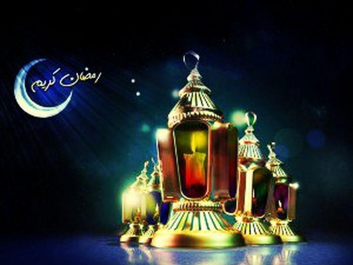 الف مبروك علي جميع مسلمين رمضان مبارك