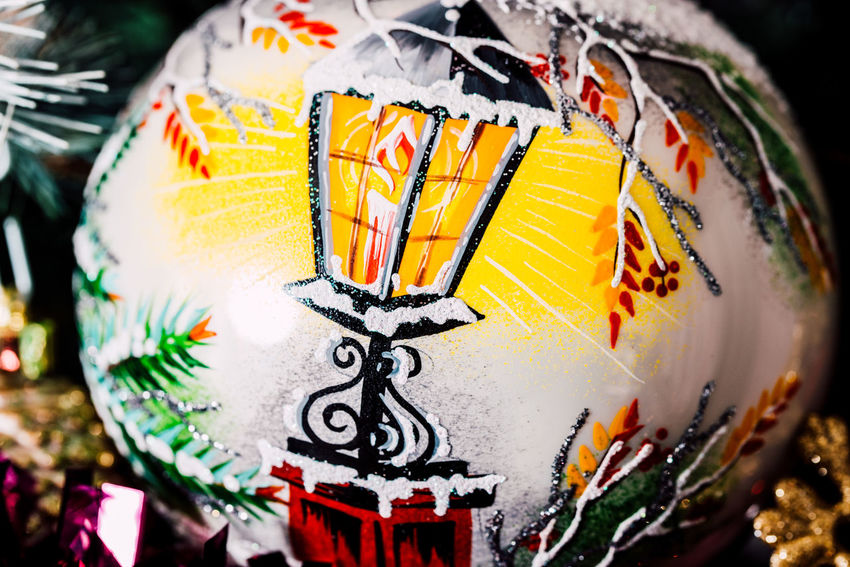 Creativity Close-up Representation Art And Craft Human Representation No People Focus On Foreground Multi Colored Craft Pattern Celebration Decoration Floral Pattern Christmas Christmas Ornament