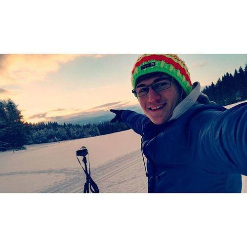 Ja ich bin etwas verrückt.... Es war eiskalt ❄❄ Snow Outside Saukalt Spitzenkamera Ichbinauchdrauf Sony A6000 Stayseksi Happy -daniel Besteshobby
