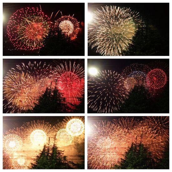 なつのおもいで Summer Fireworks 2015.08.01♡PL花火