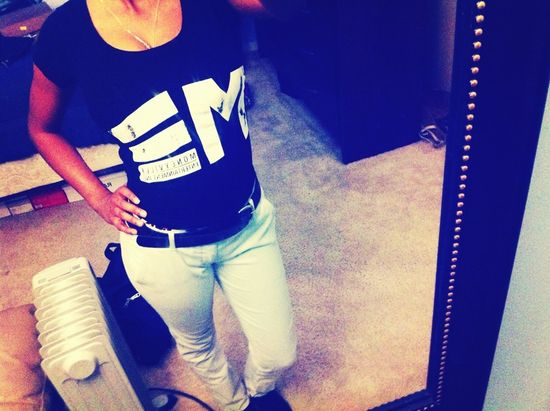 my outfit of the day (: