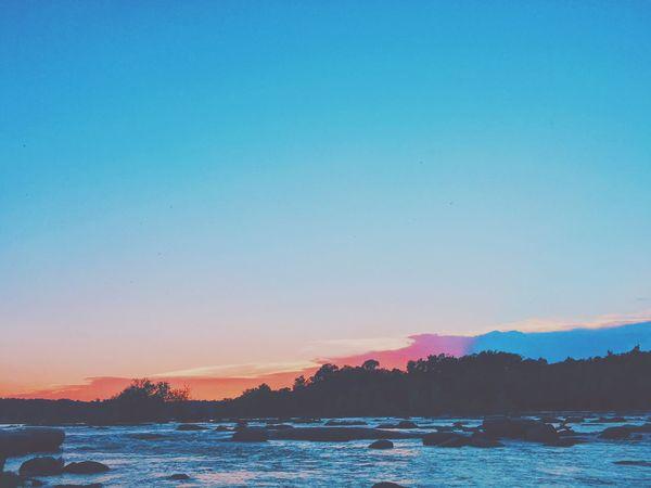 Sunset RVA Richmond, VA Virginia