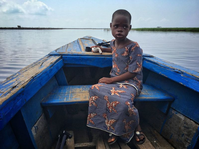 Feel The Journey Benin Ganvie Regina Africa