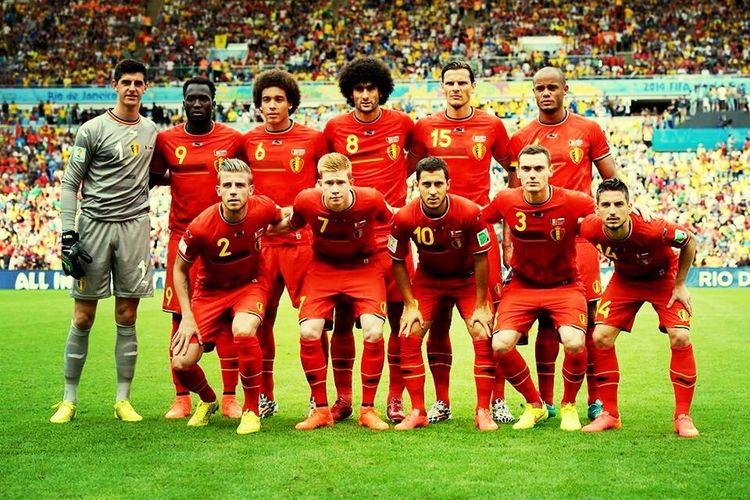 Red Devils Team Belgium!