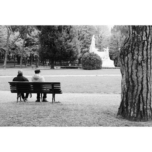 La tenerezza. Foto Photo Ph Images Instafoto Instacool Cool Instalife Canon 58mm 1200D Reflex Anziani Pensieri Natura Arezzo Pic Bianco Nero Bianconero BeW Bw