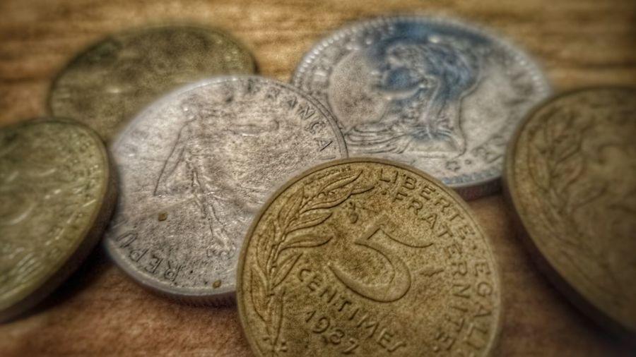 Liberte Egalite Fraternite Money Money Around The World France France 🇫🇷 Old Vive La France