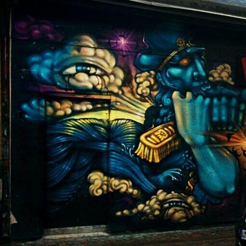 Street Art Wandas Andralånggatan Goteborg