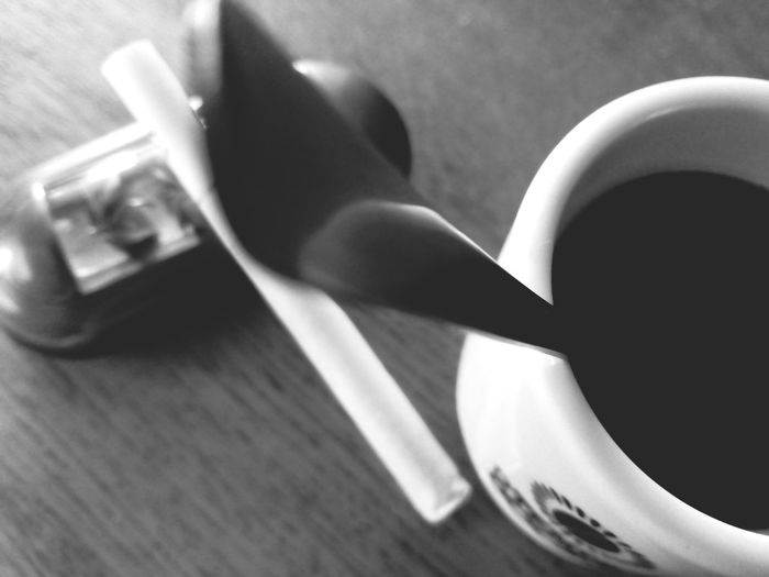 Coffee And Cigarettes Relaxing Blackandwhite