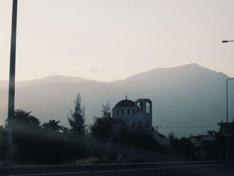 Early Bird Light Drive By Shooting Greece