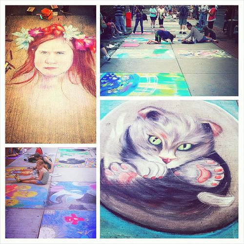 Syracusegraffiti Downtown Syracuse Arts And Crafts Streetart Color Explosion Collage Collection