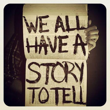 Everyone Storytelling Yourlife Respect