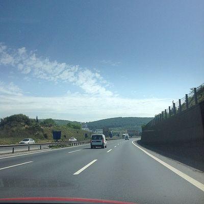 Izmit Turkcell yolu Road Trip