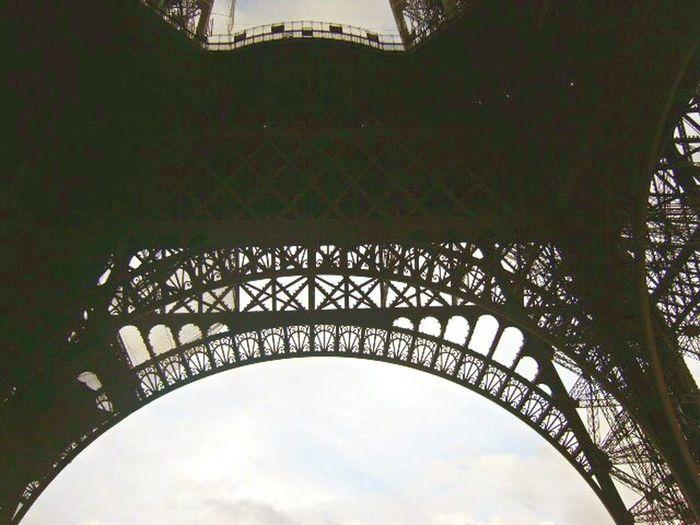 Eiffel Tower Paris Silhouette