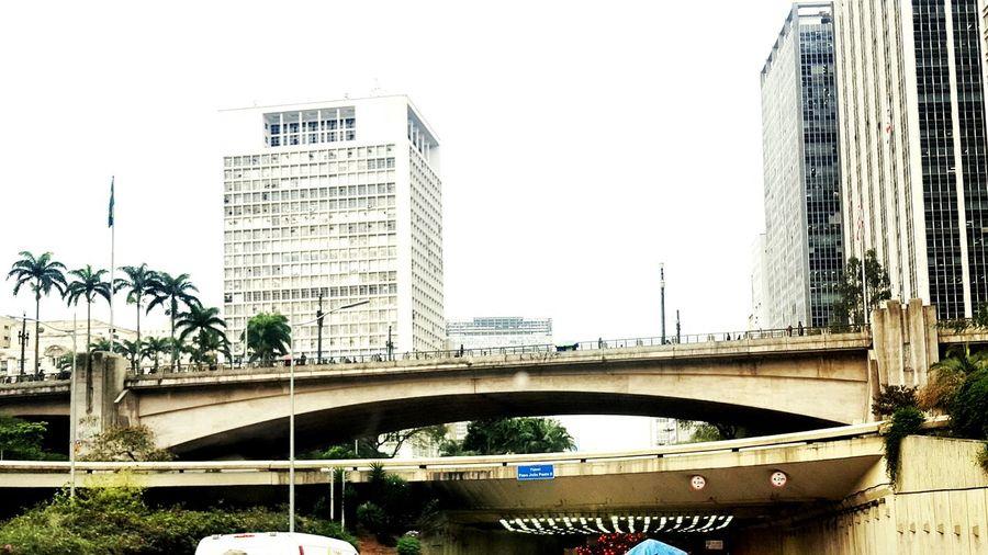 Viaduto Do Cha Brasil ♥ Sao Paulo - Brazil