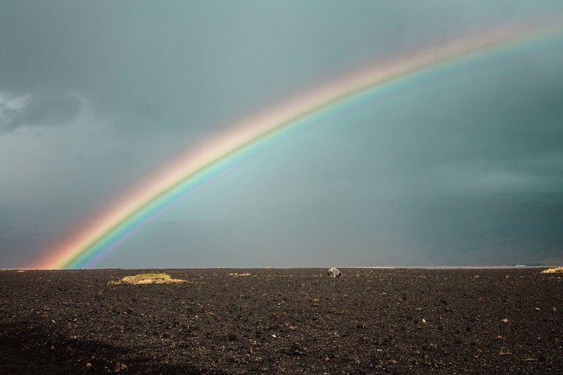 Rainbows in