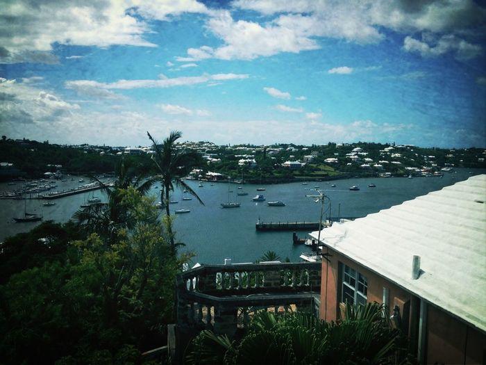Missing Bermuda...