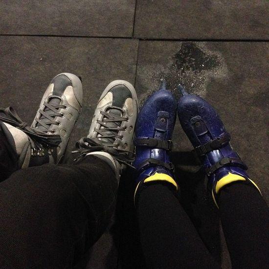 Time to skate (: YEAHBUDDY Iceskating