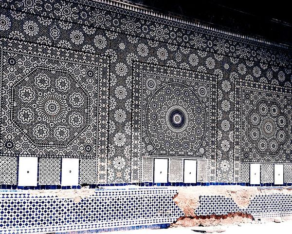 Tiles on tiles Building Exterior Blue Street DoorsAndWindowsProject Architecture Tile Ancient Tilesphotography Tiledsreets Tiles Of Morocco