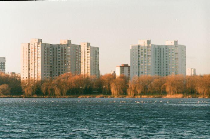 Belarus Minsk Zenit-ET Film Is Not Dead Filmphoto Film Photography Winter Nofocus