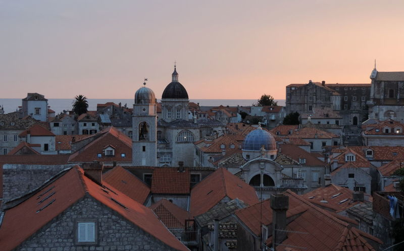 Architecture Belfry Cathedral Church Dubrovnik, Croatia Famous Place History Just Love Old Town