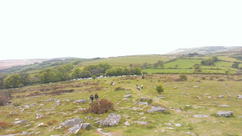 Rugged Rugged Beauty Rugged Terrain Natural Dartmoor Dartmoor National Park Vacation Granite Rocks Moors