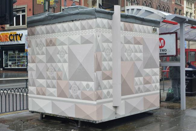 2d To 3d 3D 3D Art 3D Effect 3d Illusion 3D In 2D Architecture Building Exterior Built Structure Clever Illusion Illusion