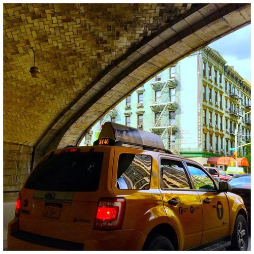 Urban Landscape Newyorkcity New York In The City